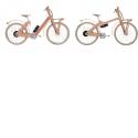 Vélo en bois femme ou homme Electrique (VAE) 2 vitesses automatiques - La version électrique des modèles Odysseus et Penelope allie avec succès, élégance et performance ergonomique. Elle vous aidera à aller plus vite et plus loin, tout en profitant d'un trajet plus confortable, relaxant et sans effort. Un design simple pour vous et votre famille, pour une utilisation quotidienne. Avec Roue de 28 pouces Poids 18 kg Ensemble complet de garde-boue Porte-bagages avant et système d'éclairage intégré Cadre en bois massif frêne blanc Frein avant > Sturmey - Archer | Frein arrière > V brake Shimano Changement de vitesse > Sram Automatix 2 vitesses Autonomie pour 40 km | Vitesse maxi 25 Km / heure | Temps de charge > 3 heures