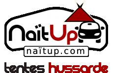 NaïtUp - Tentes Hussarde - Randonnée à pied