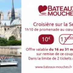 Croisère sur la Seine  - <p>1h10 de promenade au coeur de Paris</p>