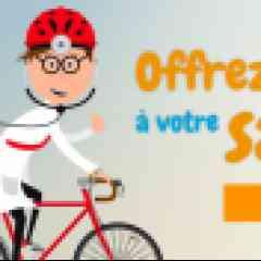 Le jeu : Offrez du vélo à votre santé ! - <p>La Fédération française de cyclotourisme (FFCT) lance un nouveau jeu en ligne, pour découvrir <strong>les bienfaits du vélo sur votre santé</strong>, mais aussi pour participer au tirage au sort et peut-être<strong>gagner un séjour Sport Santé</strong> d'une valeur de 510 € aux <em>4 Vents</em>, le Centre Nature de la FFCT en Auvergne !<br /><strong>Une expérience virtuelle unique</strong> : jouez et créez votre club de cyclotiourisme ! Au fil des questions et des réponses obtenues, vous personalisez un avatar à votre image, débloquez de nouveaux accessoires, et dévouvrez les cinq membres qui composeront votre club. Profitez aussi de <strong>nombreux conseils</strong><strong>santé</strong> pour rester en pleine forme en faisant du vélo.</p> <p>Après ce jeu, vous ne pourrez plus vous passer de vélo... Votre club n'attend que vous : <strong>venez jouer en direct</strong> sur le <strong>stand de la Fédération française de cyclotourisme</strong> !</p>