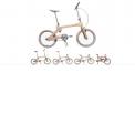Vélo en bois pliant 2 ou 7 vitesses - Le modèle Mentor à 2 ou 7 vitesses ? C'est vous qui choisissez ! C'est le vélo pliant adapté à toutes les villes et tous les âges !  2-VITESSES Avec Roue de 20 pouces Poids 13 kg Système d'éclairage intégré Cadre en bois massif frêne blanc Tige supérieure > 313 - 435mm Frein avant > Sturmey – Frein à tambour Archer Frein arrière > Frein à rétropédalage (type adverse) Changement de vitesse > Sturmey Archer S2C  7-VITESSES Avec Roue de 20 pouces Poids 13 kg Système d'éclairage intégré Cadre en bois massif frêne blanc Tige supérieure > 313 - 435mm Frein avant > Shimano V-brake Frein arrière > Frein à rétropédalage (type adverse) Changement de vitesse > Shimano Nexus 7S