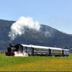 Chemins de fer touristiques - <p>Découvrez l'histoire des chemins de fer et nos belles Régions</p>