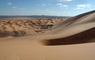 Maroc - désert-authentic