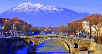 le Kosovo en voiture