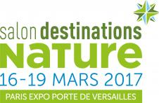 Logo Destinations Nature avec dates