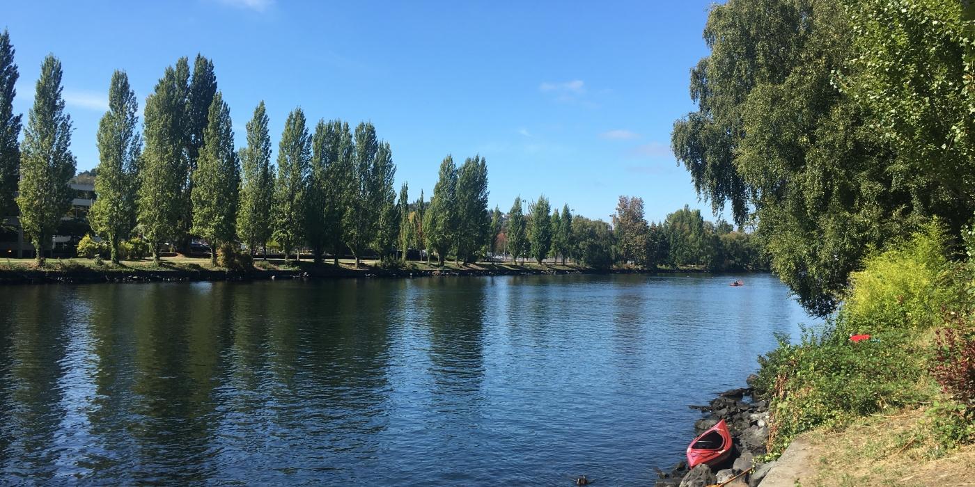 Activités outdoor en eaux vives