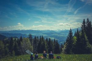 Actvitités outdoor en famille