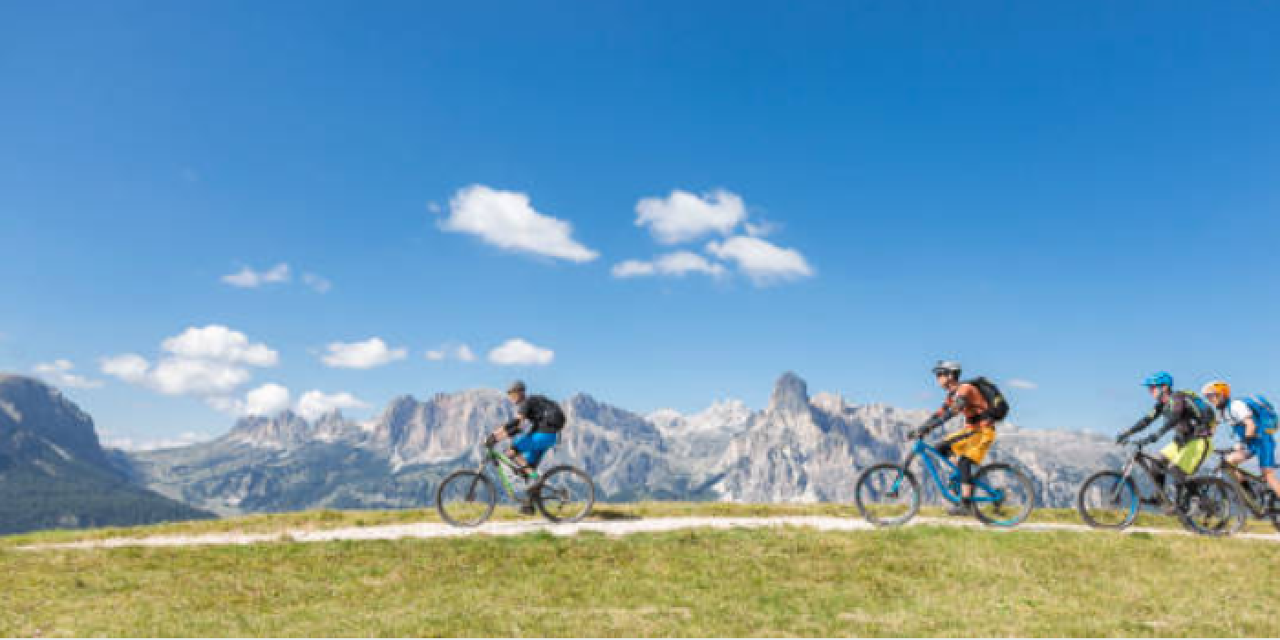 randonnée à vélo cyclisme