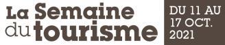 Logo Semaine du Tourisme Octobre 2021